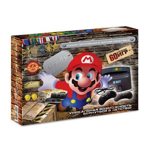 Dendy Mario 60-in-1