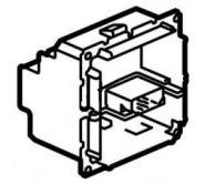 Розетка аудио-видео HDMI Legrand Celiane