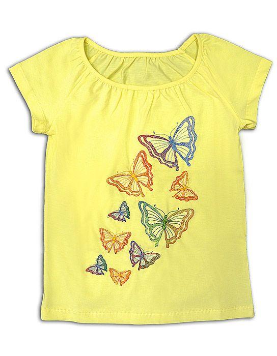 Блуза для девочки Солнечный день
