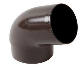 Отвод 45 градусов 2-х муфтовый Nicoll
