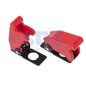 Красная защитная крышка для тумблеров ASW и KN (SAC-01)