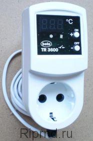 Терморегулятор TR-3600 Beta