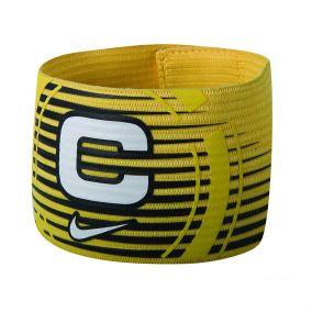 Капитанская повязка желтая Nike Football Arm Band