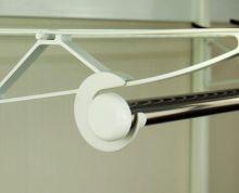 Штанга для одежных вешалок (плечиков) MidiTrack 1800мм - LSHVHR3