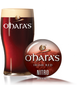 O'Hara's Irish Red NITRO кега 30 л (цена за литр)