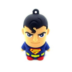 "Флэшка ""Супермен"" (USB 2.0 / 4GB)"