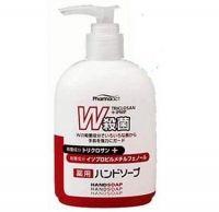 Японское жидкое мыло для рук антибактериальное (увлажняющее) Deev Pharmaact