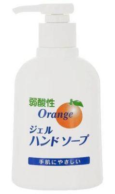 Японское жидкое мыло-гель для рук, слабокислотное Rocket Soap