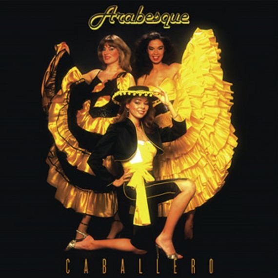 ARABESQUE  Caballero 1982 (2015)