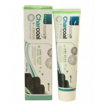 Корейская зубная паста с серебром и бамбуковым углем Doctor