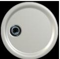 Накладка аудио-видео розетки Legrand Celiane  белая (арт.68217)