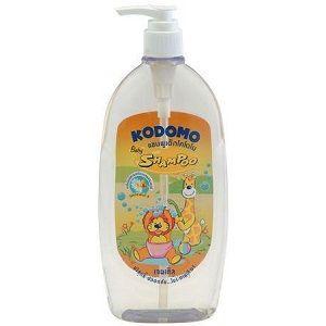 Японский шампунь детский Gentle (с экстрактом ромашки) Lion Kodomo