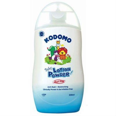 Японский детский лосьон - жидкая присыпка против раздражения (0+) Lion Kodomo