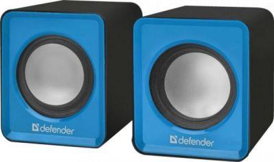 Акустическая 2.0 система SPK 22 синий, 5 Вт, питание от USB