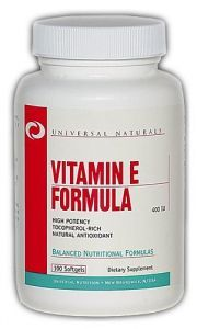 Vitamin E (100 капс.)