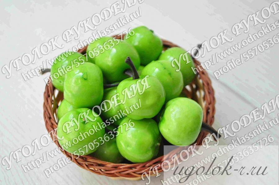 Яблоко 2,5 см