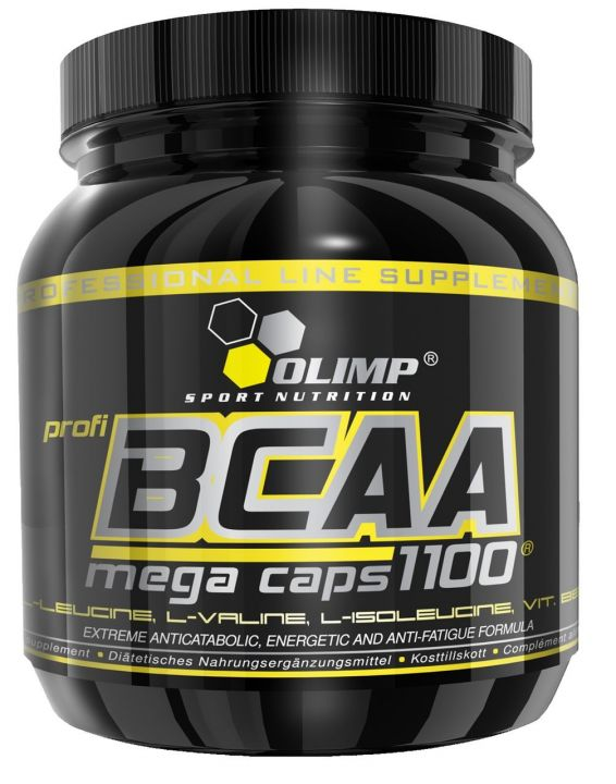 Olimp - BCAA Mega Caps (300 капс)