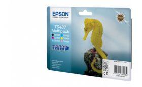 Экономичный набор картриджей для Epson Stylus Photo R200, R220, R330, R300M3, R320, R340, RX500, RX600, RX620, RX645
