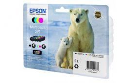 Экономичный набор картриджей для Epson Expression Premium XP-600, XP-605, XP-700, XP-710, XP-800, XP-820