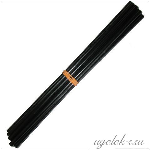 Клей 7 мм черный