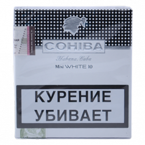 Cohiba Mini White