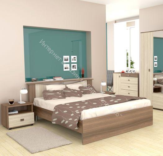 """Кровать """"Бэлла"""" на 1530 мм"""