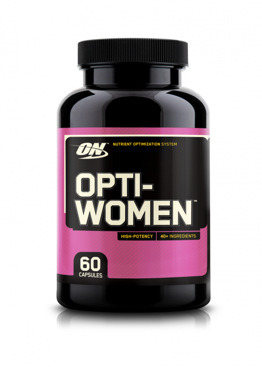 OPTIMUM NUTRITION Opti - Women 60 капс.  скл2