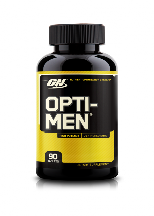 OPTIMUM NUTRITION Opti - Men 90таб. скл 2 1-2дня