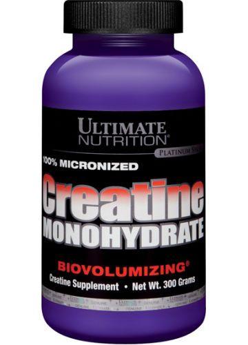ULTIMATE NUTRITION 100% Micronized Creatine Monohydrate 300гр.