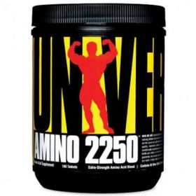 Universal Nutrition Amino 2250 (180 табл.)