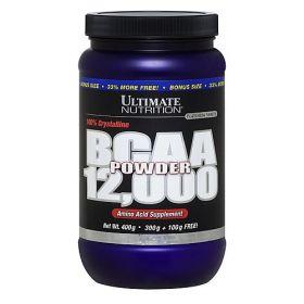 Ultimate Nutrition BCAA Powder 12000 (400 гр.)