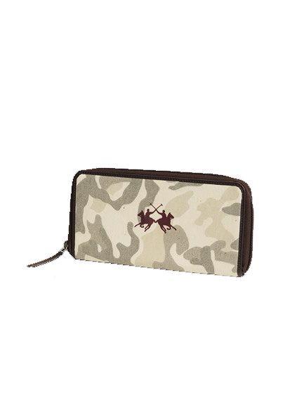"""Холщовая сумка-портмоне """"Horse Comfort"""" милитари"""
