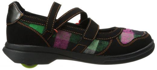 Туфли на роликах