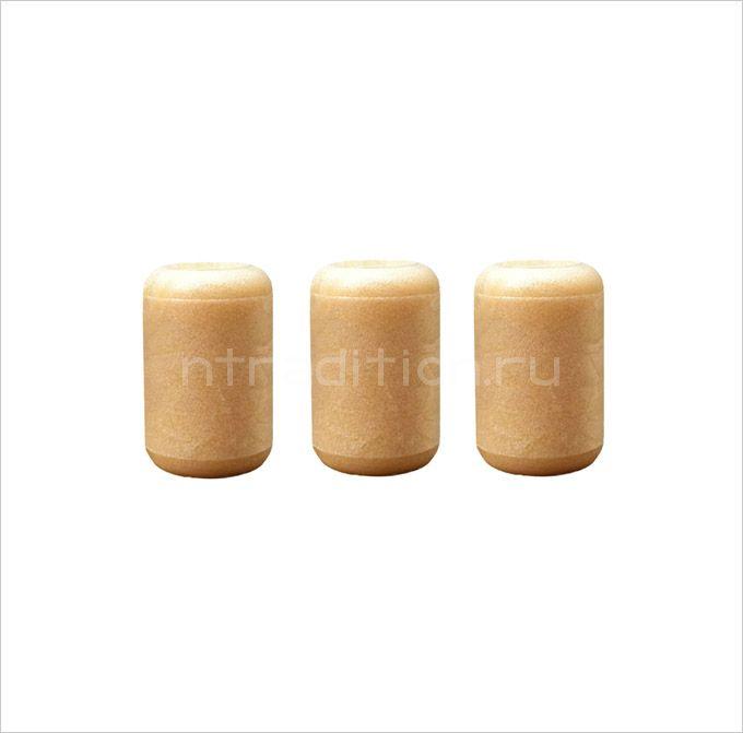 Полимерная пробка для бутылок, 10 шт