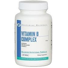 Vitamin B Complex (100 таб.)