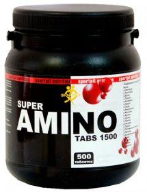 Sportpit Super Amino Tabs 1500 (500 табл.)
