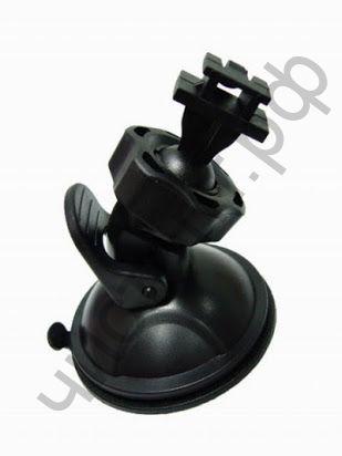 Крепление на стекло CAA25 (052) (присоска для видеорегистраторов) п-образ. соедин.