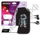 Комплект аксессуаров для PSP Slim 3в1 DVTech AC495 (науш+чехол+пленка)