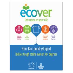 Ecover Экологическая жидкость для стирки в картонной упаковке 5 л