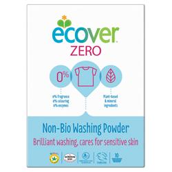 Ecover Экологический стиральный порошок-ультраконцентрат ZERO NON BIO, 750 гр