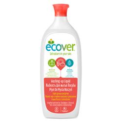 Ecover Экологическая жидкость для мытья посуды с грейпфрутом и зеленым чаем, 1 л