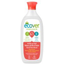 Ecover Экологическая жидкость для мытья посуды с грейпфрутом и зелёным чаем 500 мл