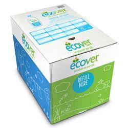 Ecover Экологическая жидкость для мытья посуды с ромашкой и молочной сывороткой Refill system 15 л
