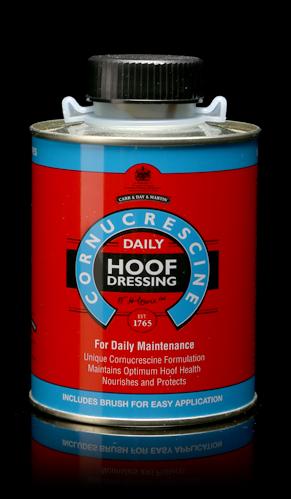 Cornucrescine Daily Hoof Dressing / Ежедневная смазка для копыт. Carr&Day&Martin
