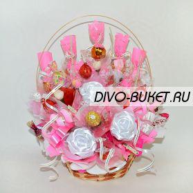 """Букет из конфет №464 """"Афродита"""""""