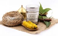 Khadi Herbal Foot Scrub with Neem&Turmeric