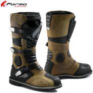 Мотоботы Forma Terra ATV, Коричневые