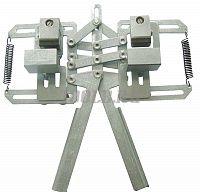 СКА-1 - приспособление для контроля сварных соединений арматуры по ГОСТ 23858