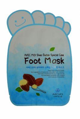Корейские смягчающие носочки Avec Moi