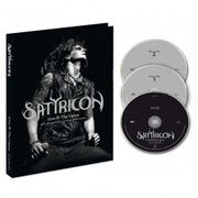"""SATYRICON """"Live at the Opera"""" - 2015 [A5-Digibook]"""